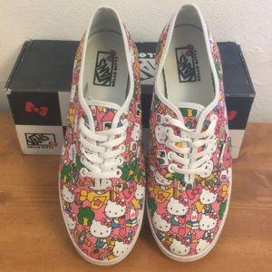375f3e5a12 Vans Shoes - HELLO KITTY Vans Lo Pro Authentic men s8 wmn s9.